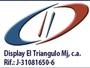 Display El Triángulo MJ, c.a