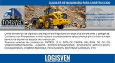 Maquina de construcción Zanjadora