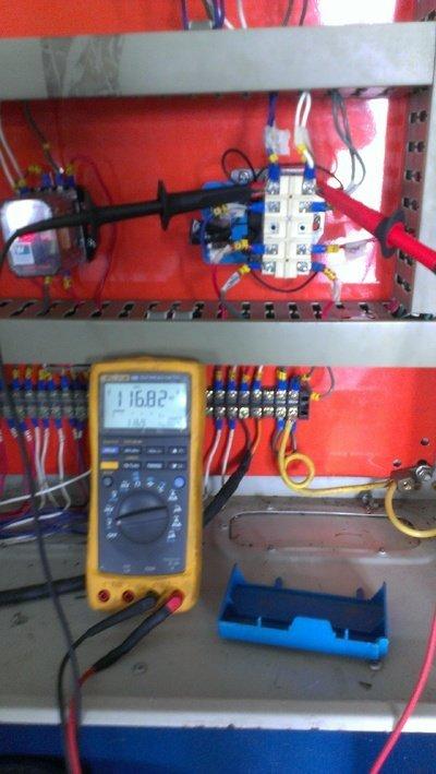 Mantenimiento Reparación Instrumentación Calderas de Vapor