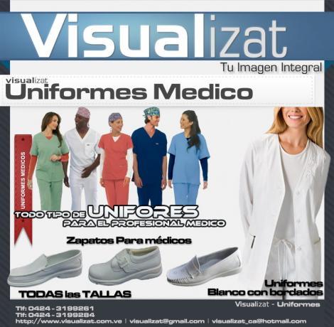 Uniformes Médicos y de Enfermera - Visualizat, C.A.