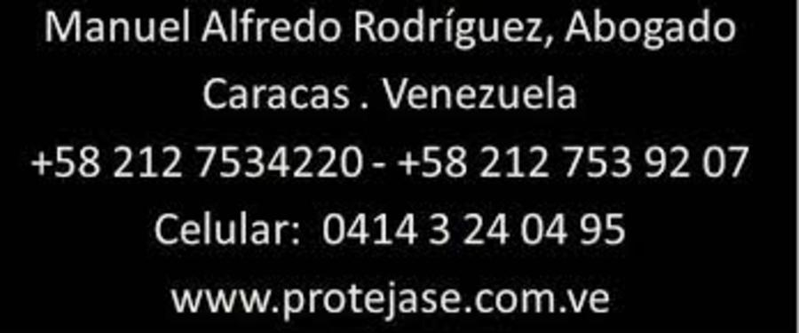bufete de abogados en caracas venezuela