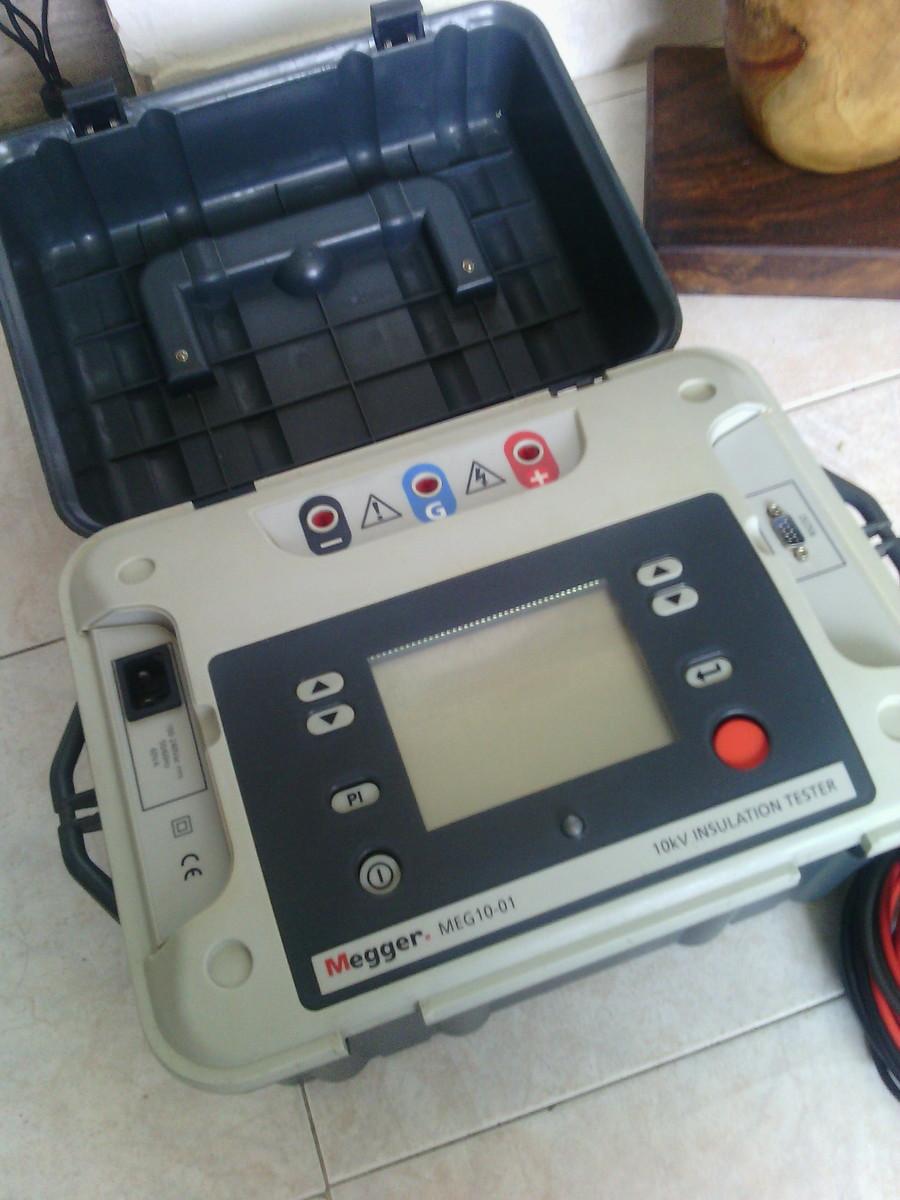 10kV Insulation Tester / Megger
