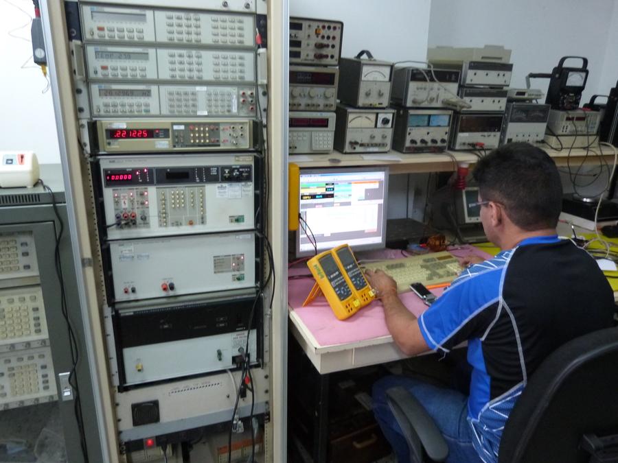 Calibración de Instrumentos de Medición